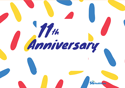 SG HealthCare has been established for 11 years since 2009